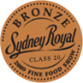 Bronze Medal Winner|Roast Pork, Hand Rolled, Elastic Netted, Rind On, Fully Cooked, One Piece, Not reformed or manufactured category Sydney Royal Fine Food Show 2009