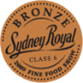 Bronze Medal Winner|Traditional Leg Ham, Boneless, Rind On, Framed in Casing, Cured, Smoked, Fully Cooked category Sydney Royal Fine Food Show 2009