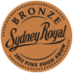 Bronze Medal Winner|Rare Roast Beef, Primal Cut, Not reformed or manufactured category Sydney Royal Fine Food Show 2011