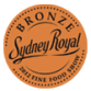 Bronze Medal Winner|Roast Pork, Hand Rolled, Elastic Netted, Rind On, Fully Cooked, One Piece, Not reformed or manufactured category Sydney Royal Fine Food Show 2012