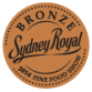 Bronze Medal Winner|Traditional Leg Ham, Boneless, Rind On, Framed in Casing, Cured, Smoked, Fully Cooked category Sydney Royal Fine Food Show 2014