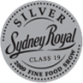 Silver Medal Winner|Rare Roast Beef, Primal Cut, Not reformed or manufactured category Sydney Royal Fine Food Show 2009