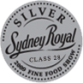 Silver Medal Winner|Minced or Chop Product in Casing category Sydney Royal Fine Food Show 2009